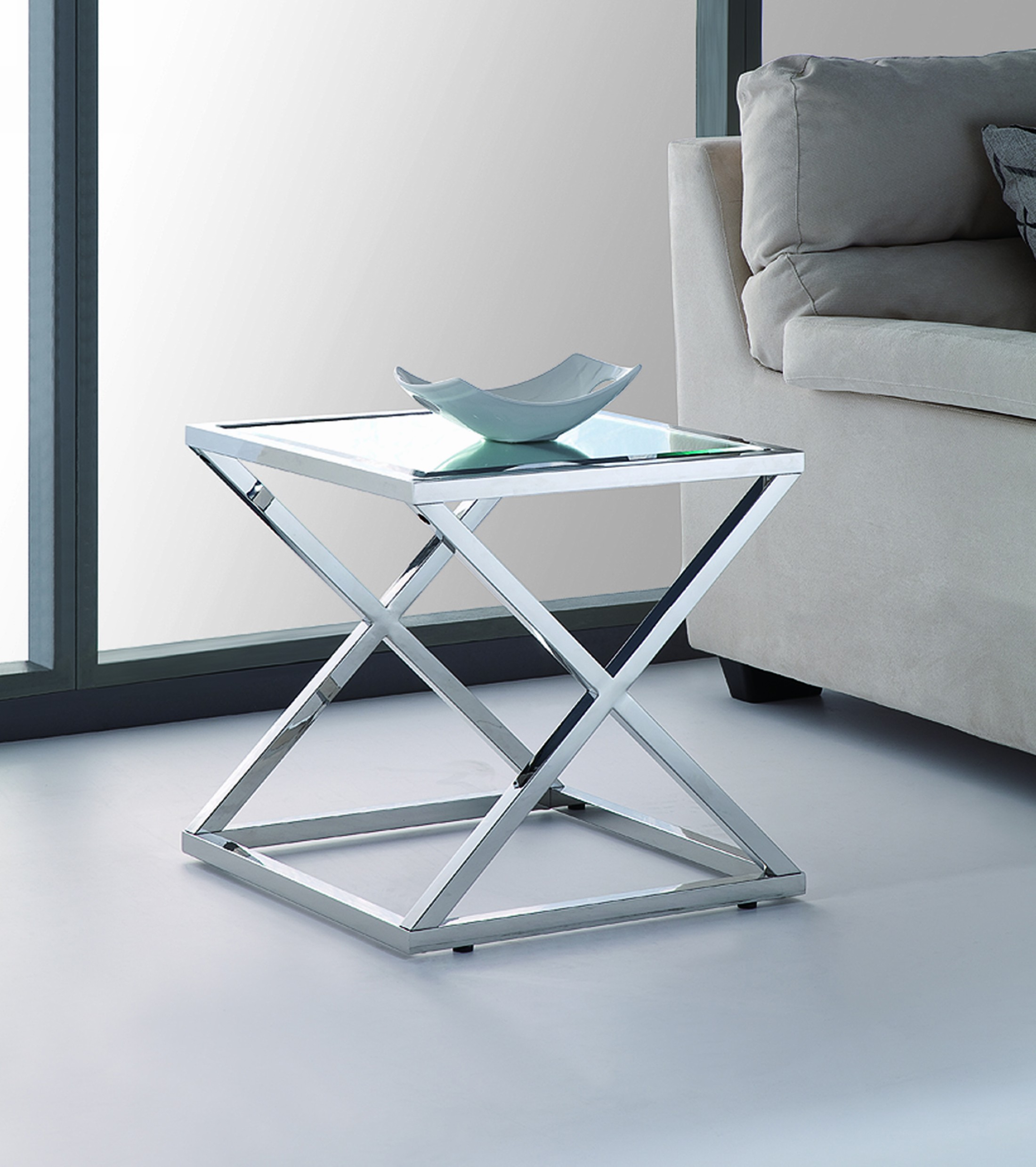 elegant modern metal and glass end table nice design amazing tables calgary big lots lamps industrial galvanised pipe laura ashley comforters pulaski furniture convertible sofa