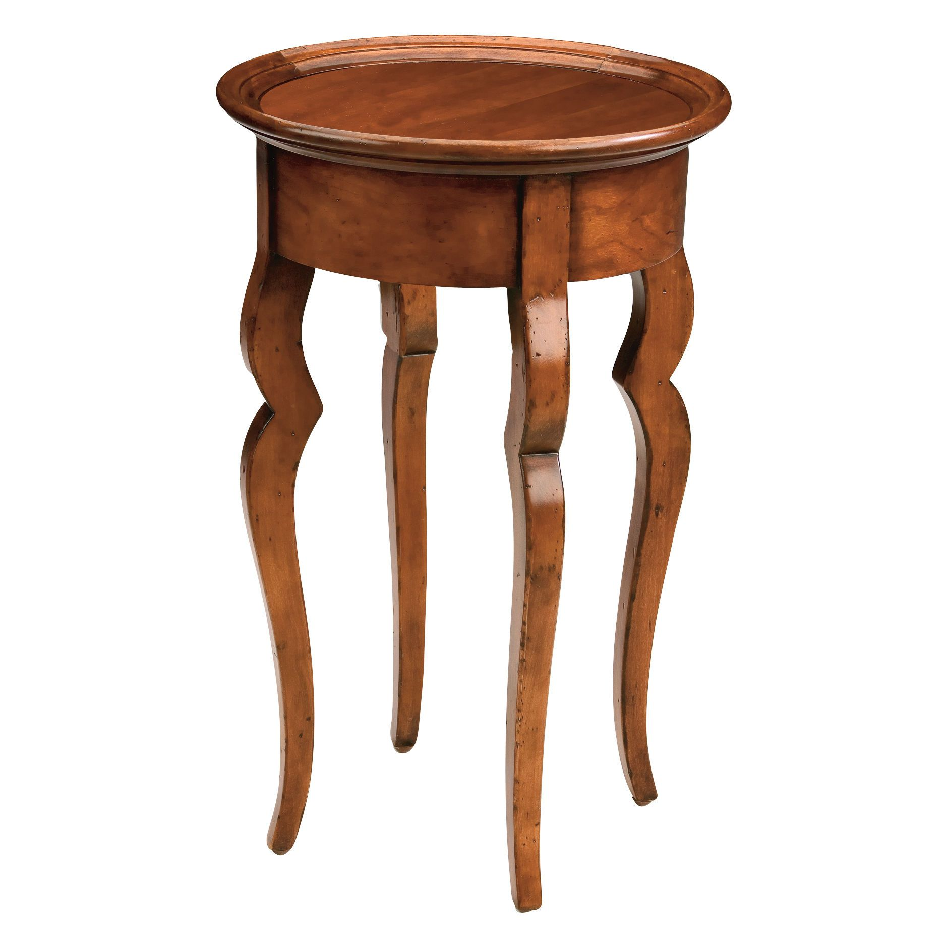 elisha round accent table ethan allen option for chair cherry end tables window glass side coffee stanley french provincial furniture wood sofa laura ashley bedside bronze lamps