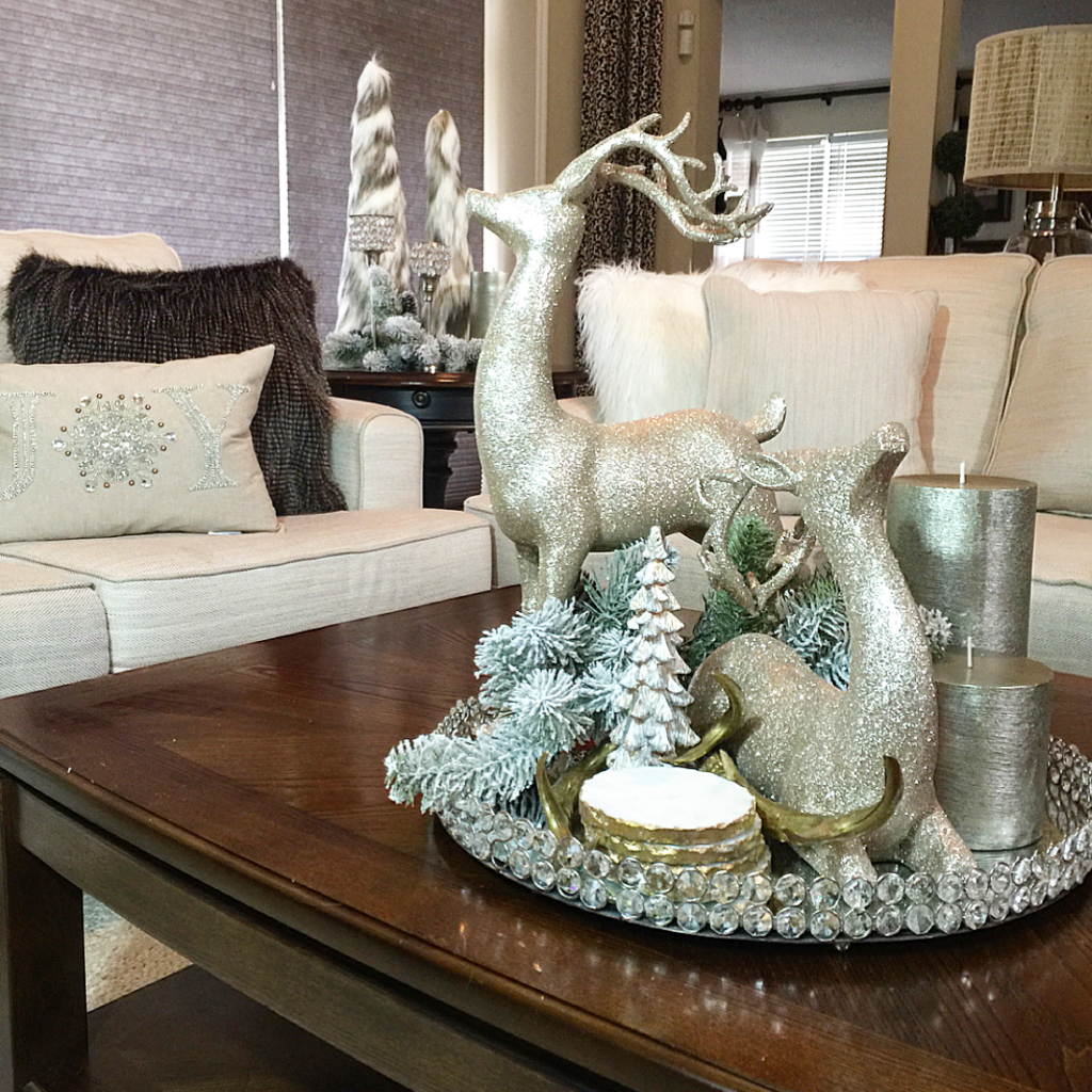 end table christmas decorating diy faux fur trees decor guest with denise pallet furniture business living room without coffee closeout tables slater mill white dresser mirror
