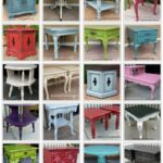 end table refinishing ideas furniture distressed painting tables are great way introduce the upstyled look painted glazed and into your home learn more from facelift long narrow 150x150