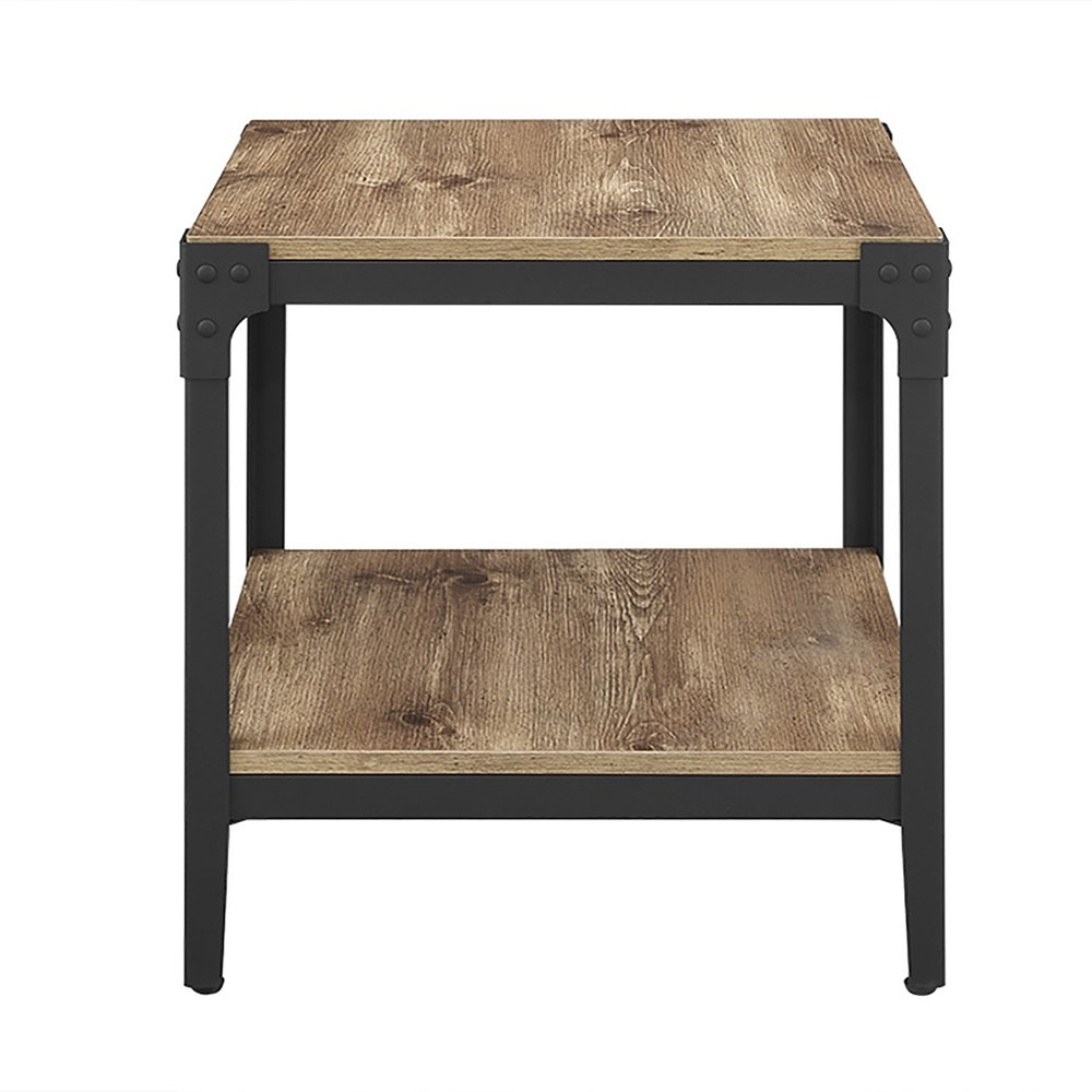 end table set black tables bisonoffice rakuten angle iron rustic wood two turquoise bedside white marble rectangle coffee landon lazy boy recliner locations solid log kmart swing
