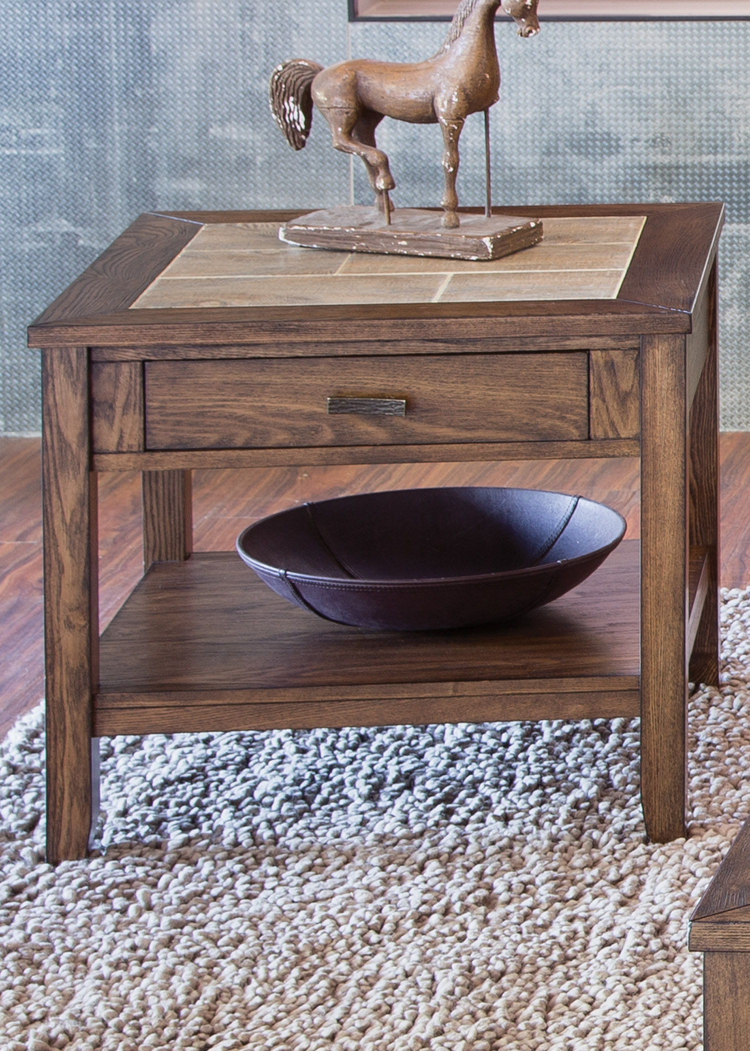 end table with ceramic tile top liberty furniture wolf products color mesa valley occasional tables glass nesting target kmart kids boots what acme west elm mango coffee lunch