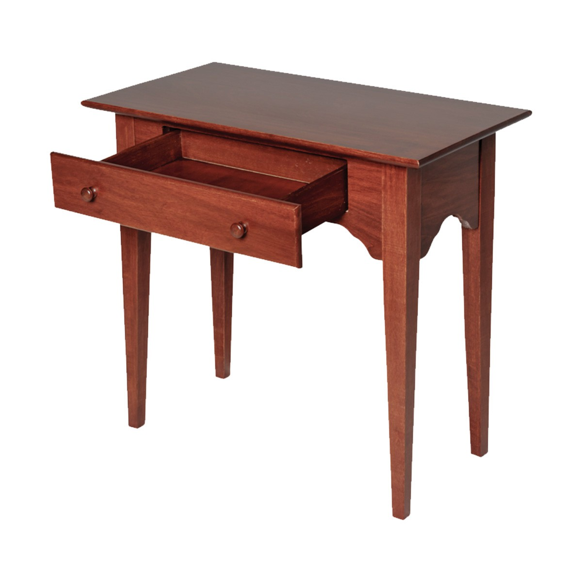 end tables bedroom cherry stain enfield pine living room preend discontinued broyhill dining furniture pulaski sectional coffee small table royal house full wooden sofa design