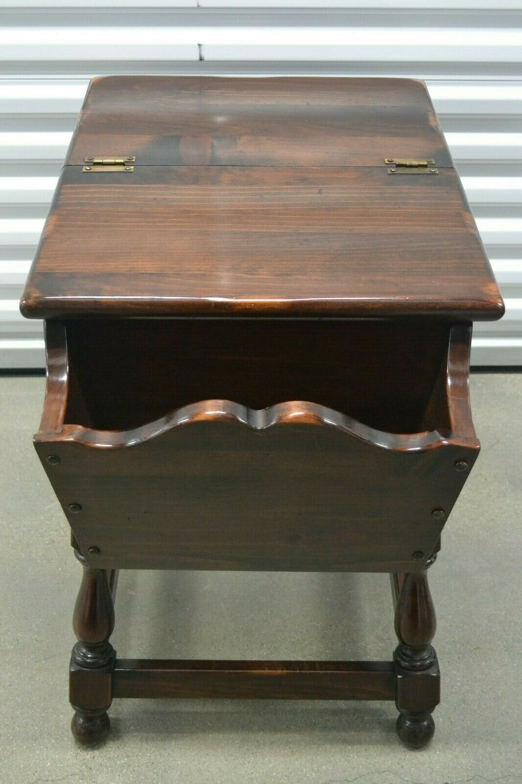 ethan allen antiqued pine old tavern dough box end table for tables norton secured powered verisign american furniture brands magnussen cranfill coffee gaines collection wicker