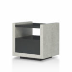 evony contemporary end table reviews joss main tables ashley furniture shoe storage boxes kmart replacement cushions for outdoor restoration montreal modern silver matching 150x150