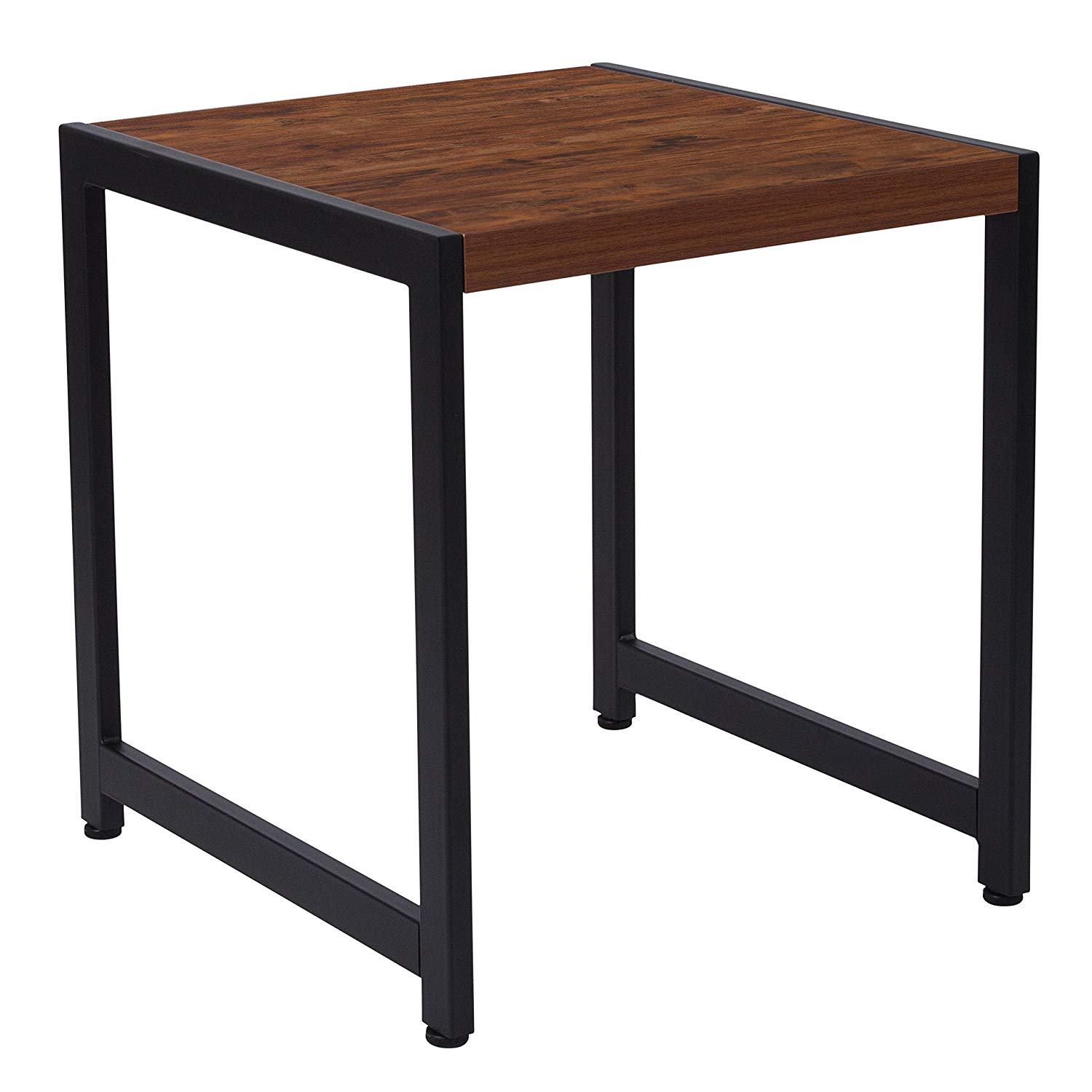 flash furniture grove hill collection rustic wood grain black finish end tables table with metal frame kitchen dining coupon code for kmart long night casa mollino big low coffee