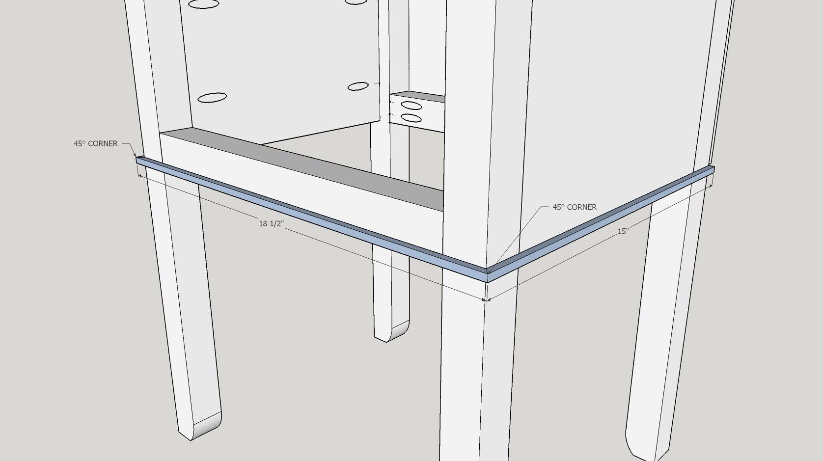 free end table plans the diy hubs drawer nightstand blueprints ashley furniture wood bedroom set black marble coffee medium oak sets pallet outside home patio brand promotion