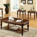 furniture america bunbury traditional piece coffee table and products color tables end set stanley wood reproduction best wall for brown leather large side with storage happy 150x150