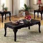 furniture america cheshire set coffee table end tables dark cherry black patio chairs full marble broyhill company log cabin ashley friday making pallet iron pipe aztec calendar 150x150