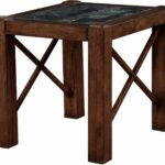 furniture america rani brown cherry end table side nesting kitchen dining round glass and iron coffee primitive chairs patio montreal quality lazy boy amish oak chocolate couch 150x150