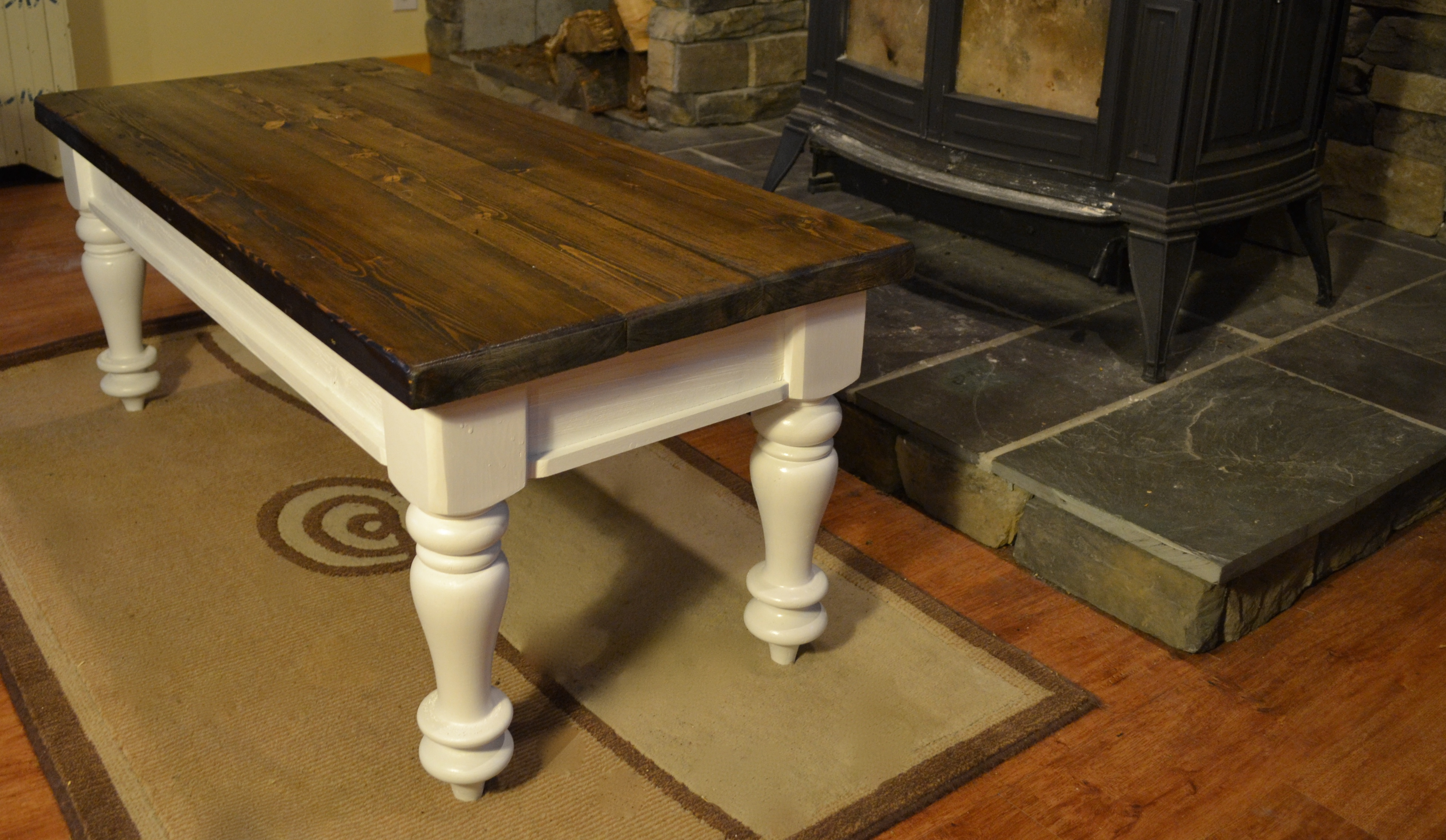 furniture impact your living room design with farmhouse coffee tables casters primitive end clearance table rustic wheels homemade ideas side hemnes hack farmhous natural color