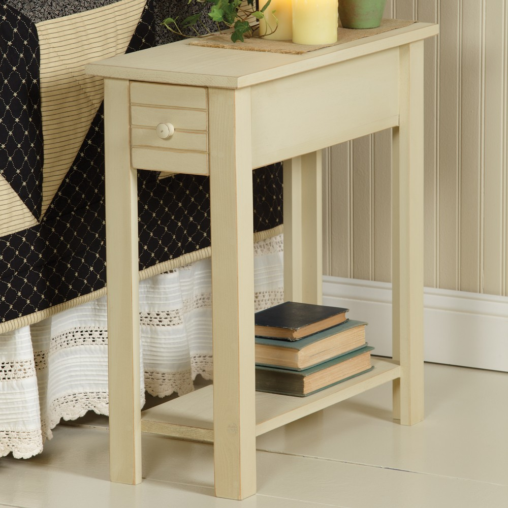furniture the primitive style sturbridge yankee work rustic country collection chairside table cream end tables clearance square storage trunk coffee stanley desk cyber monday