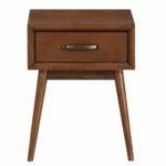 george oliver ripton mid century modern end table reviews furniture tables black with baskets kmart garden tools king coffee makeover farmhouse side bedside units large round oak 150x150