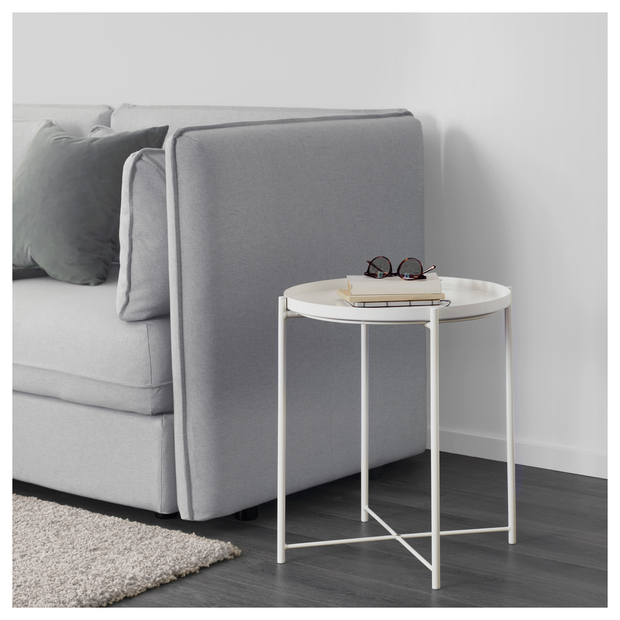 gladom tray table white ikea end tables coffee you can use the removable for serving painting furniture vintage style big lots items gold metal bedside modern lamps affordable