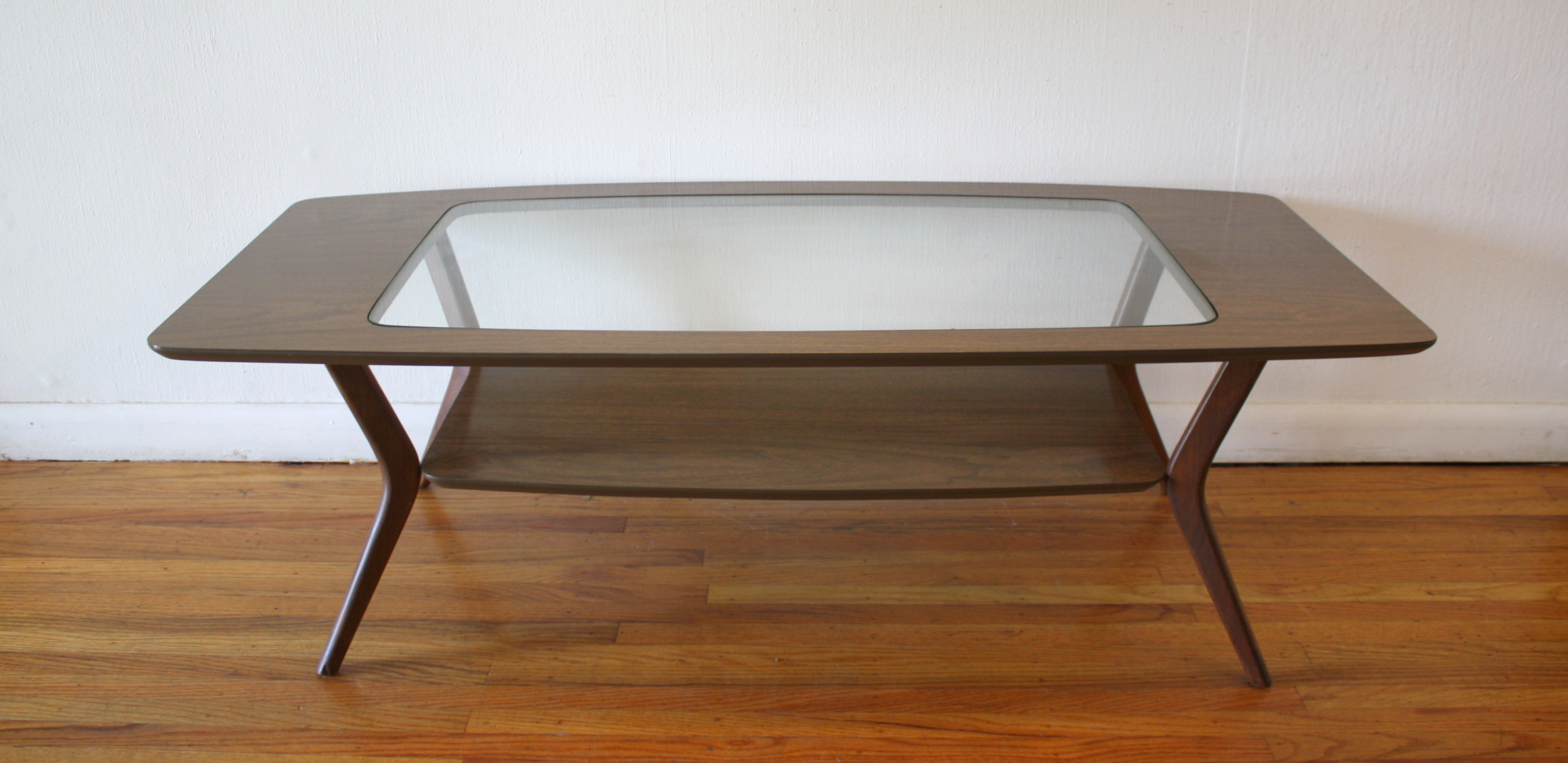 glass insert ked vintage mcm coffee table end with furniture row las cruces thomasville burlington ethan allen full length mirror sofa round tures tables behind couches camel