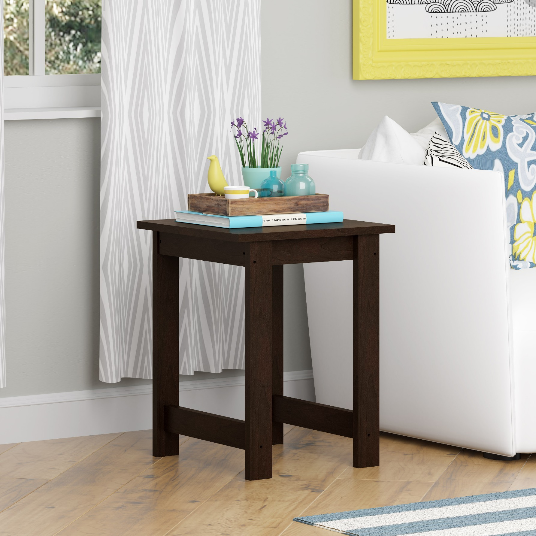 good side table cherry prod kmart furniture end tables outside patio raw wood kitchen skinny night small sitting room thomasville quality coffee with wheels ashley rancho