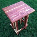 hand made cedar end table projects furniture handmade tables from logs log tools lodge faux marble piece coffee and set small round wooden side slim grey bedside brass top leather 150x150