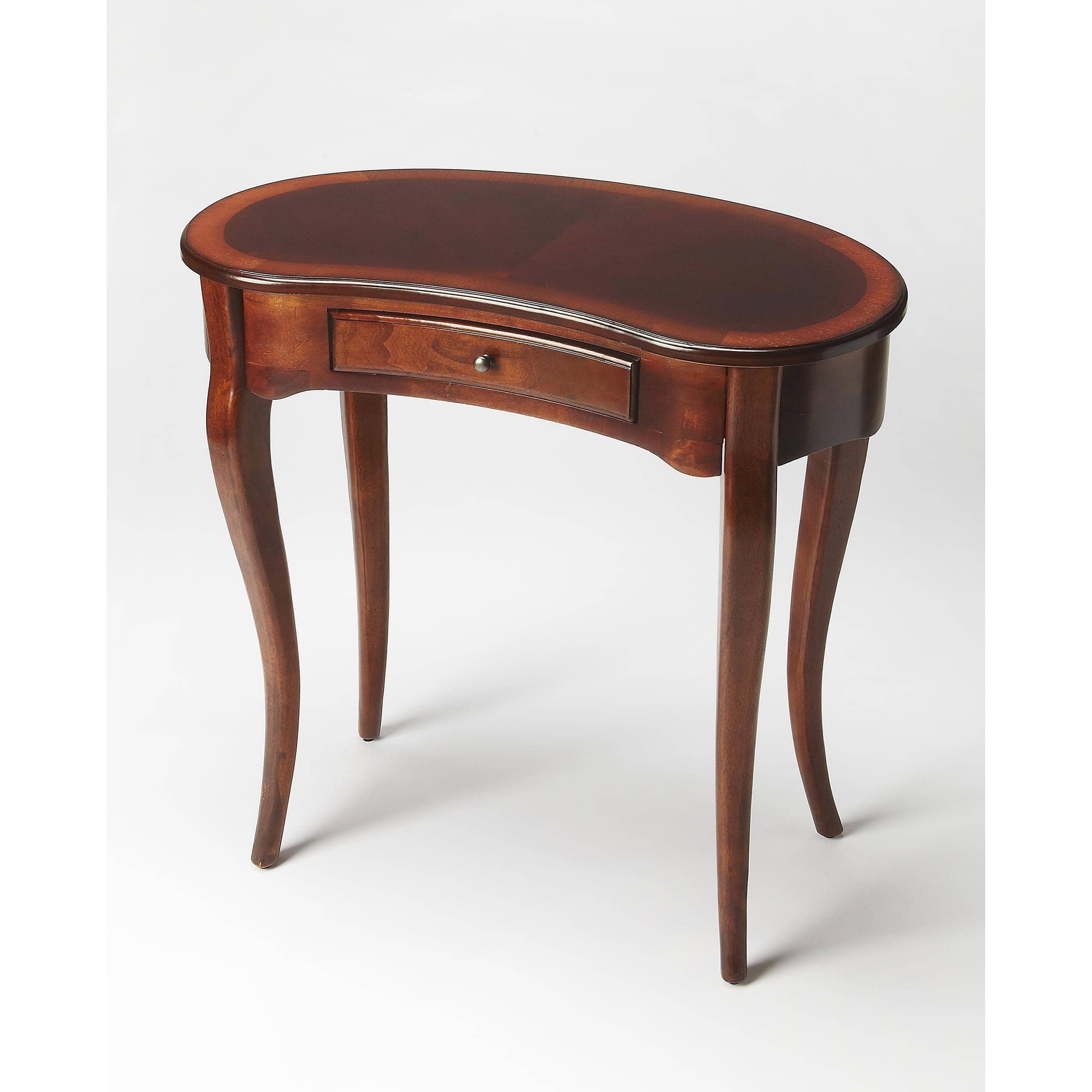 handmade butler edgewater plantation cherry writing desk small end table free shipping today coffee between two sofas black bear soft leather sofa ethan allen chandeliers side