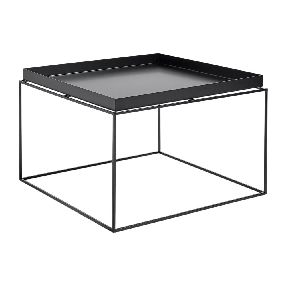hay tray coffee table black amara end home sense whitby grey couch with dark brown furniture linea inch nightstand light oak side drawer room essentials tier shelving unit