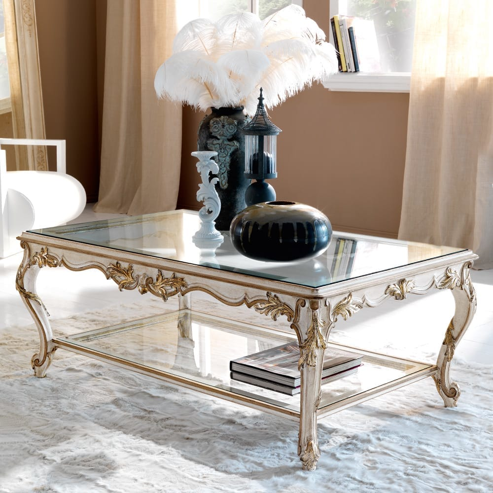 high end italian designer glass coffee table juliettes interiors tables caroline stanley furniture foxcroft circular patio custom top for dining pulaski san mateo armoire vintage