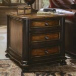 hooker furniture preston ridge chairside chest dunk products color end table drawers ridgeend inch decorator thomasville kennesaw large square coffee modern farmhouse floor and 150x150