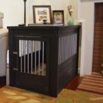 hot large pet crate cage end table dog house home indoor gate living room supplies finished and unfinished furniture magnolia market mirror maple mission style small barn coffee 150x150