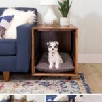 how build dog crate that doubles end table ture diy mid century modern and tutorial via jocieopc living room tables furniture bedroom okc albany reviews round wicker accent ashley 150x150