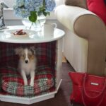 how make combination pet and end table tos diy tables made into dog beds brian flynn with magazine cabinet homesense slimline white bedside best sofa brands ethan allen court 150x150