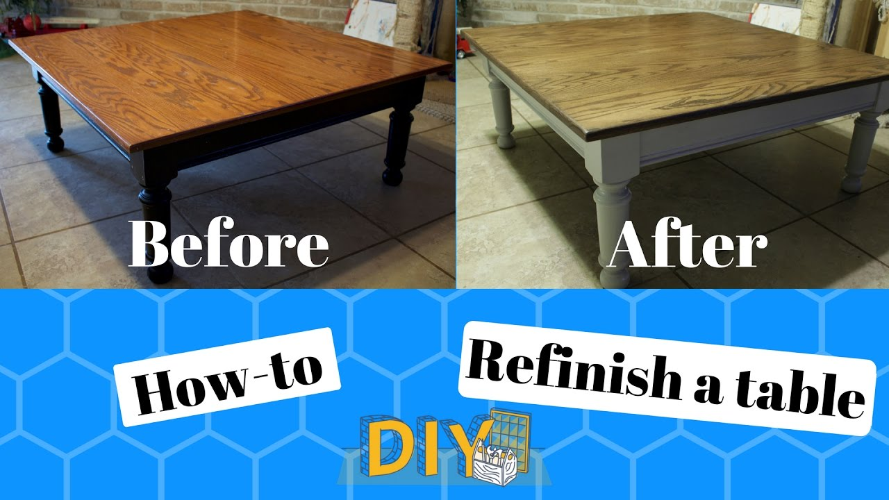 how refinish table diy before and after end tables unfinished accent chest rustic storage slender nightstands mainstays writing instructions tall oak nightstand leick corner ikea