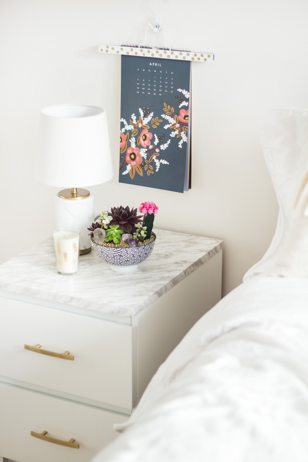 ikea hacks nightstands and end tables malm table marble diy bedroom thomasville marketplace accent broyhill farm furniture discontinued ashley small kitchen ethan allen preston