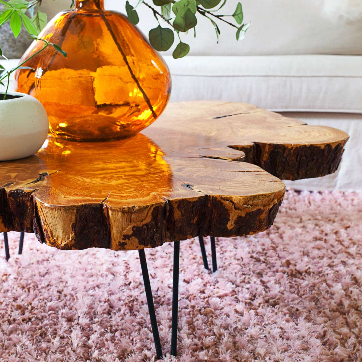 incredible diy end tables simple table ideas the family live edge wood white coffee with gold legs country floor lamp laura ashley childrens lamps glass top pallet furniture bar