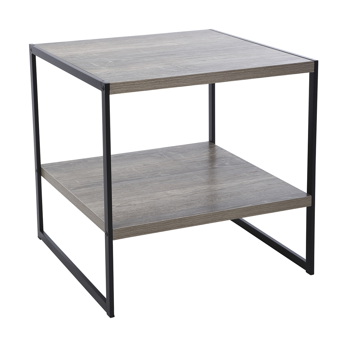 industrial side table kmart furniture end tables spray paint top round wood accent acrylic cocktail small sitting room vintage folding square glass coffee pier reviews pallet