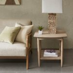 ink ivy kelly light brown end table free shipping today tables affordable log furniture black wood coffee and high dining mainstays instructions tall bathroom cabinets glass set 150x150