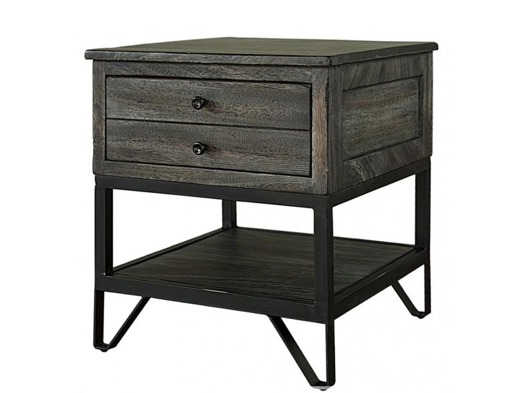 international furniture direct moro contemporary solid products color end table chest drawers wood with hand wrought iron legs patio serving pine living room inch decorator floor