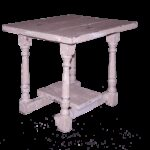 ivory distressed end table tables amish built bedroom furniture free side plans brass and glass bedside round stackable split log coffee legends urban loft best dining designs 150x150