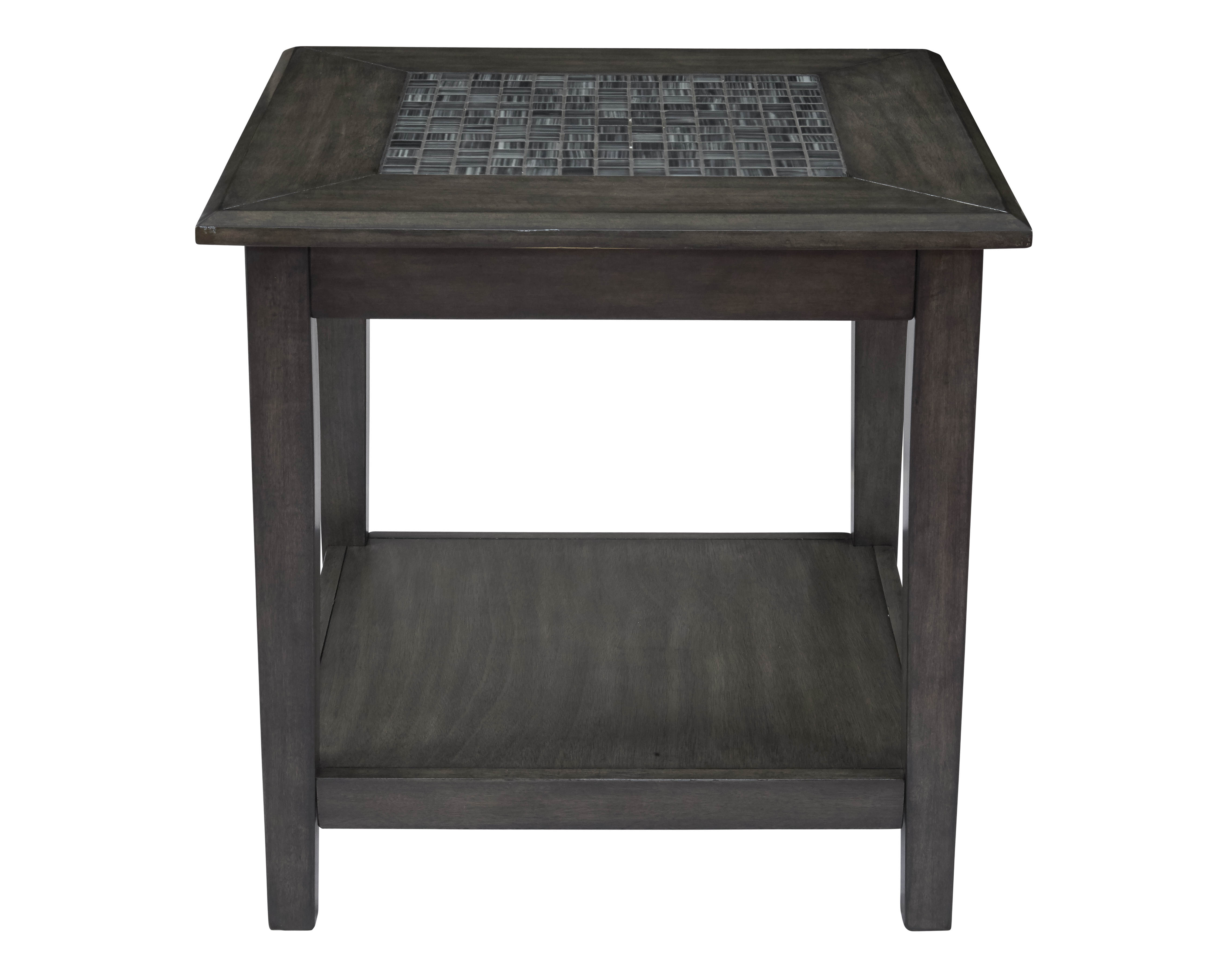 jofran furniture grey mosaic end table the classy home jfn front coffee tables click enlarge modern collection console contemporary lamp for living room dog kennel night stand