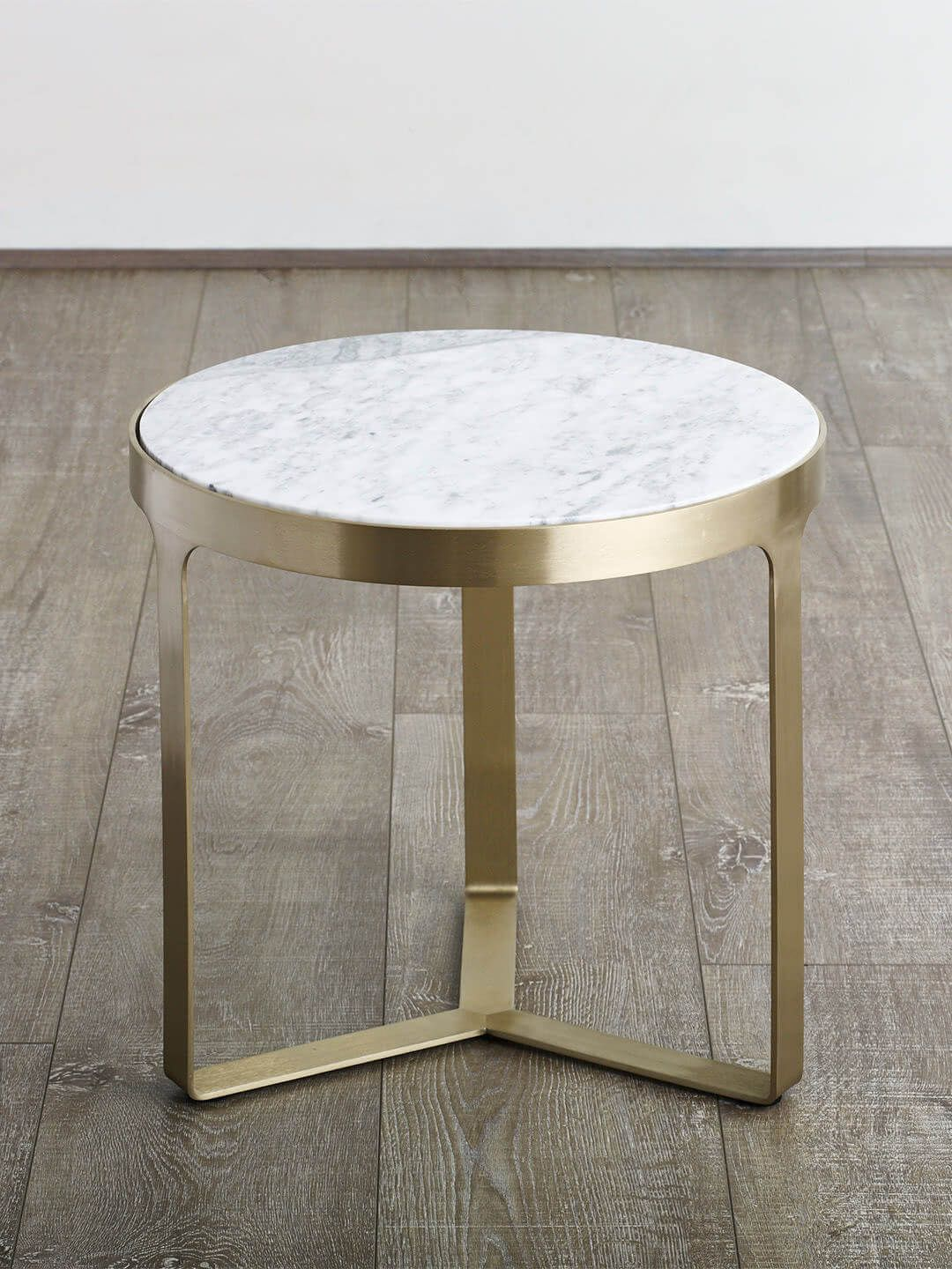julius marble tables coffee nest side table end and round with brushed gold metal frame white top grey veins undertones one wall living room tempered glass ashley furniture