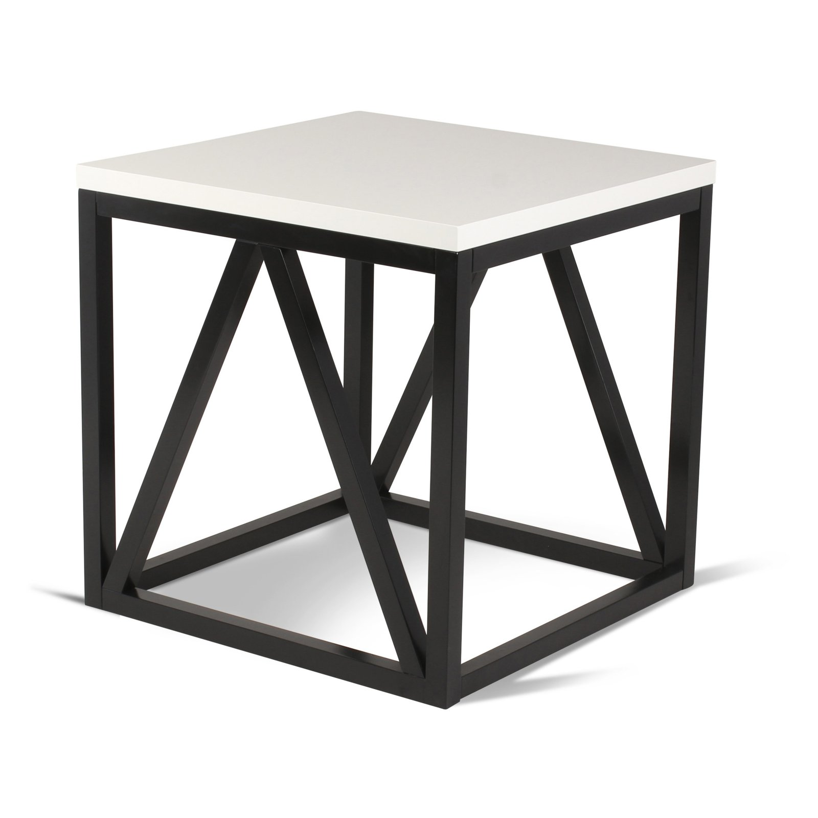 kate and laurel kaya wood cube side table products black end distressed oak coffee small with drawers large double dog crate round nic broyhill floral sofa circle nightstand