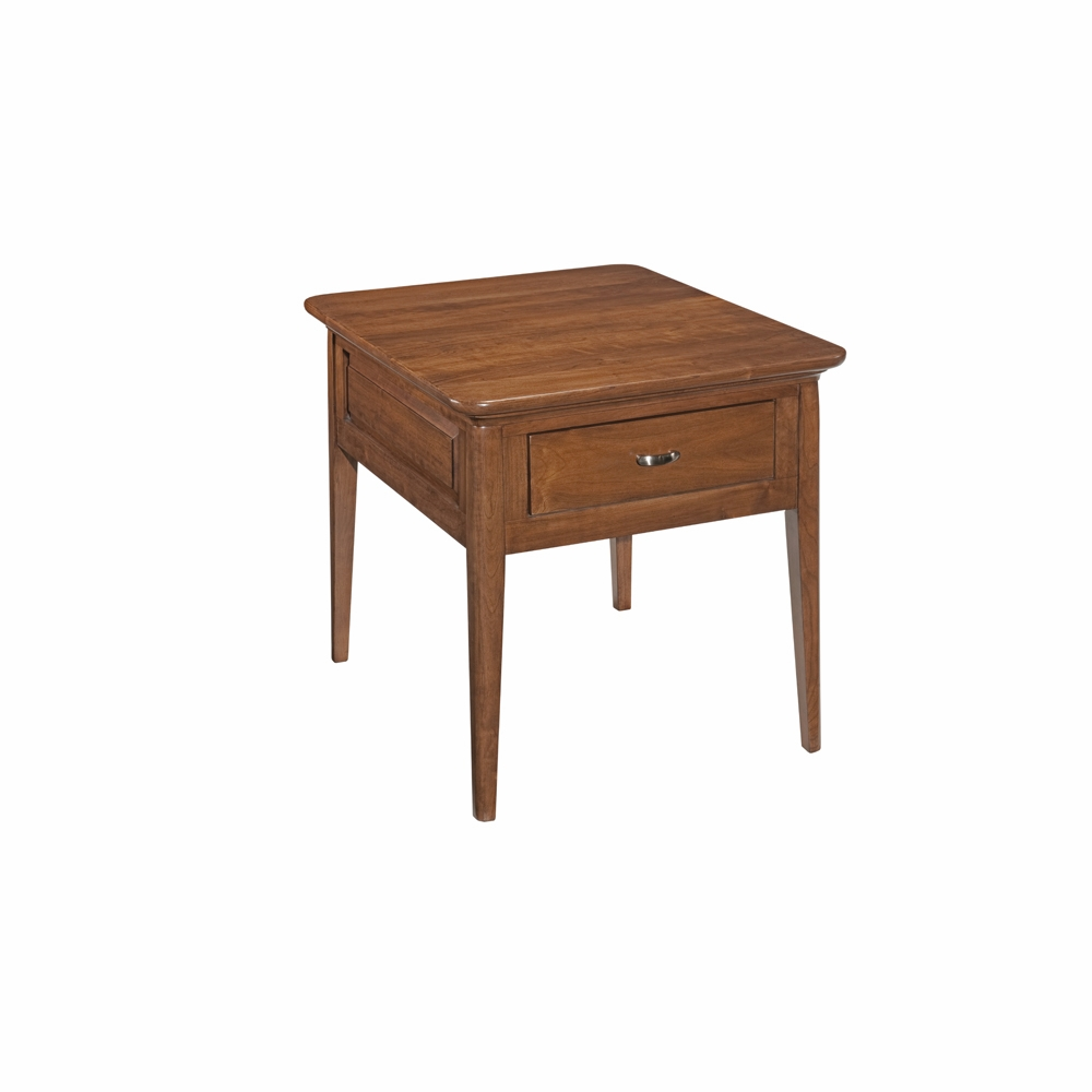 kincaid furniture cherry park end table tables hover zoom laura ashley style wallpaper macys kitchen large royal bedroom tool boxes coffee magnussen pinebrook glass desk top
