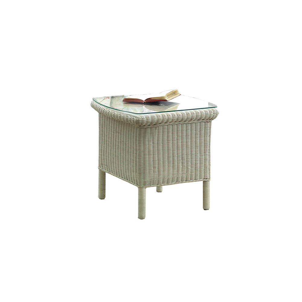 laura ashley wilton side table glasswells end tables inn living home furniture ethan allen baumritter collection bear base coffee low cocktail wide decorating around leather couch