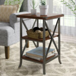 laurel foundry modern farmhouse justina end table reviews tables our sites weather sauder office storage cabinets unfinished bedroom vanity console width liberty furniture cabin 150x150