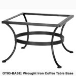 lee standard wrought iron coffee table base end hooker tables levin furniture scratch and dent industrial side nesting clearance ethan allen hutch value best paint for wood 150x150