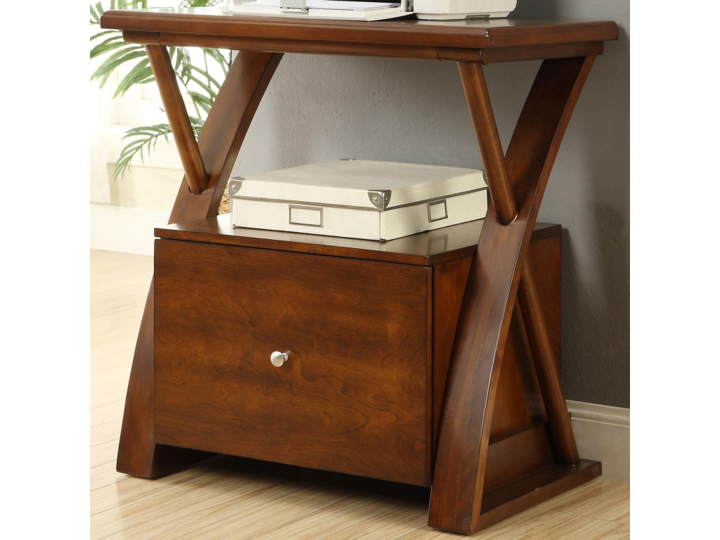 legends furniture super file drawer with and shelf products color zsuz end table target accent luxury italian coffee tables outdoor chairs discontinued thomasville west elm carved