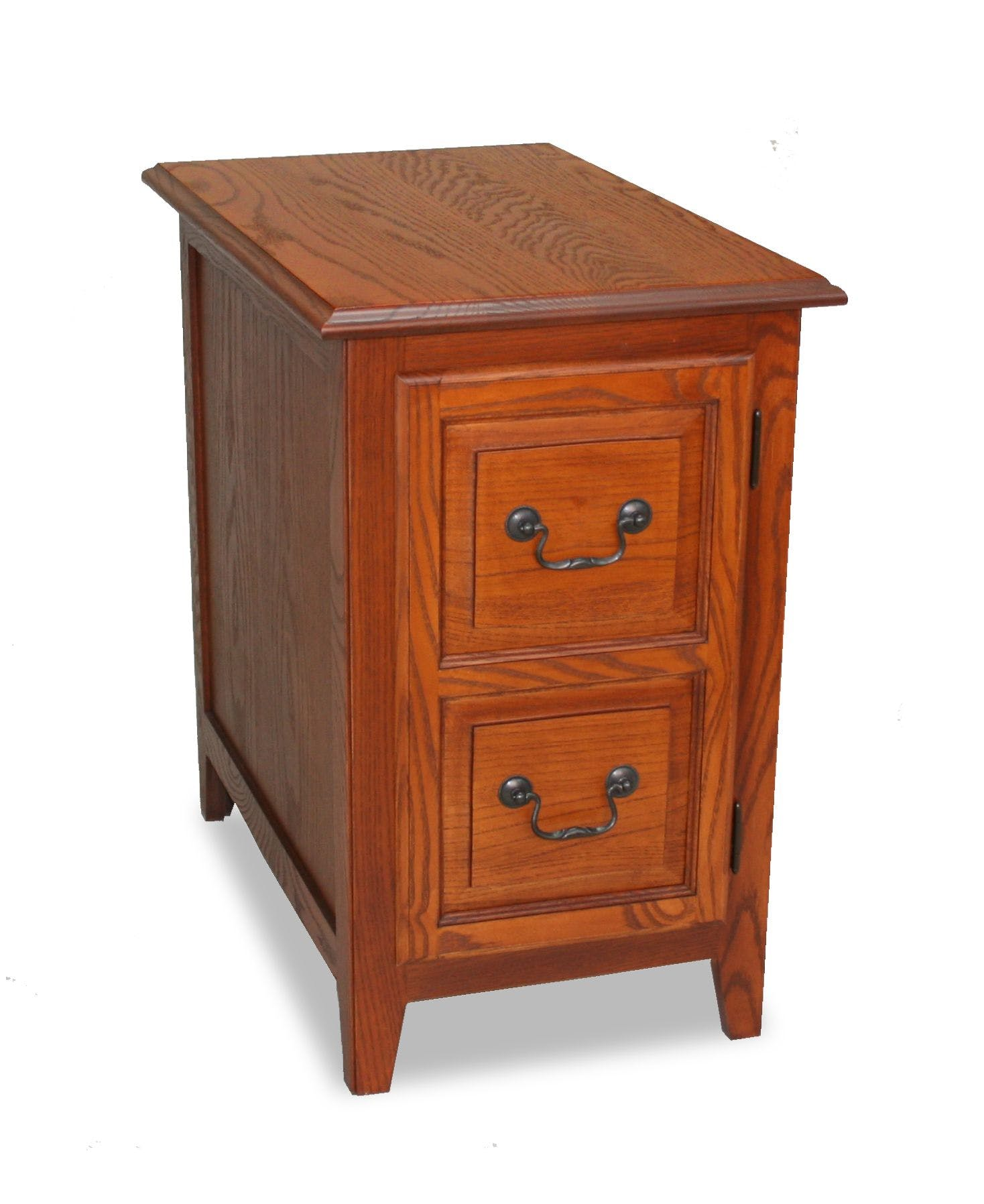 leick furniture shaker medium oak cabinet end table tables stock ture espresso target glass desk cover craigslist black round coffee with storage antique marble top stuff made