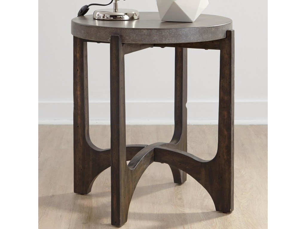 liberty furniture cascade contemporary end table royal products color tables cascadeend gray round side wide nightstand best wall for brown sofa just coffee faux marble wick