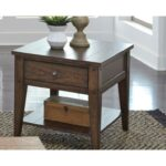liberty furniture lake house drawer end table john products color tables houseend ashley kitchen sets gold trim coffee adjustable height living room whalen accent cabinet ridge 150x150