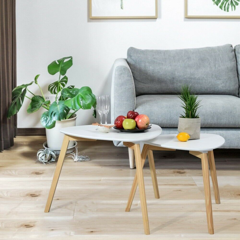living room set scandinavian nesting tables pine legs modern end details about side table french kitchen universal furniture bolero skinny dining behind couch ethan allen court