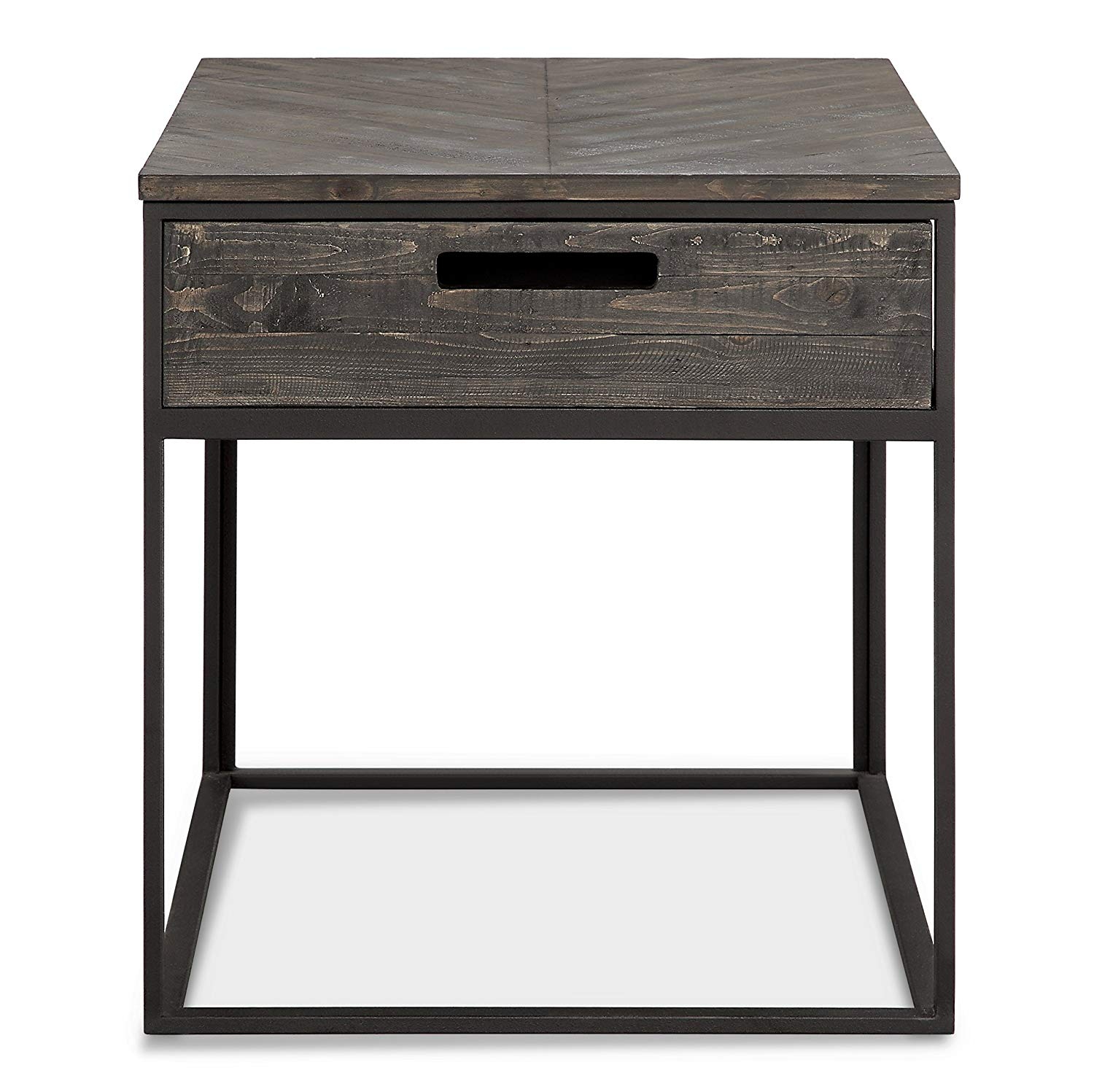 magnussen claremont transitional furniture end tables weathered charcoal rectangular table kitchen dining thomasville headquarters are glass tops tempered unfinished entertainment