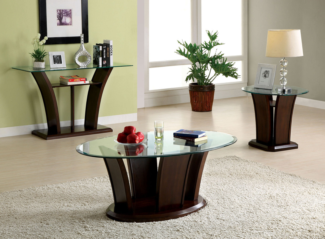 manhattan dark cherry solid wood glass top table end tables and coffee categories edmonton lamps used large dog crate teal magnussen lakehurst distressed console with storage