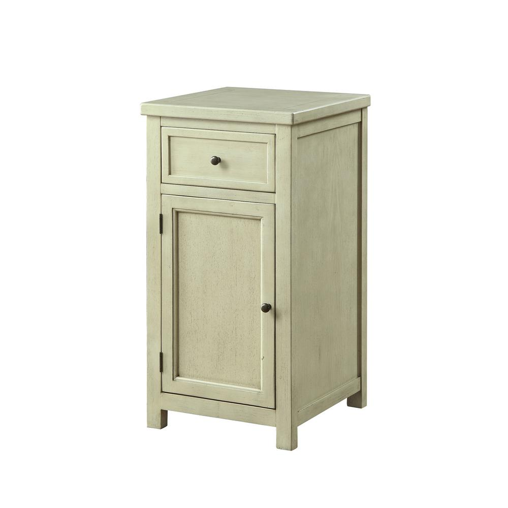marana white side table with drawer and storage cabinet end tables the living room paint colors brown couch indoor dog furniture quality houston glass montreal large corner old